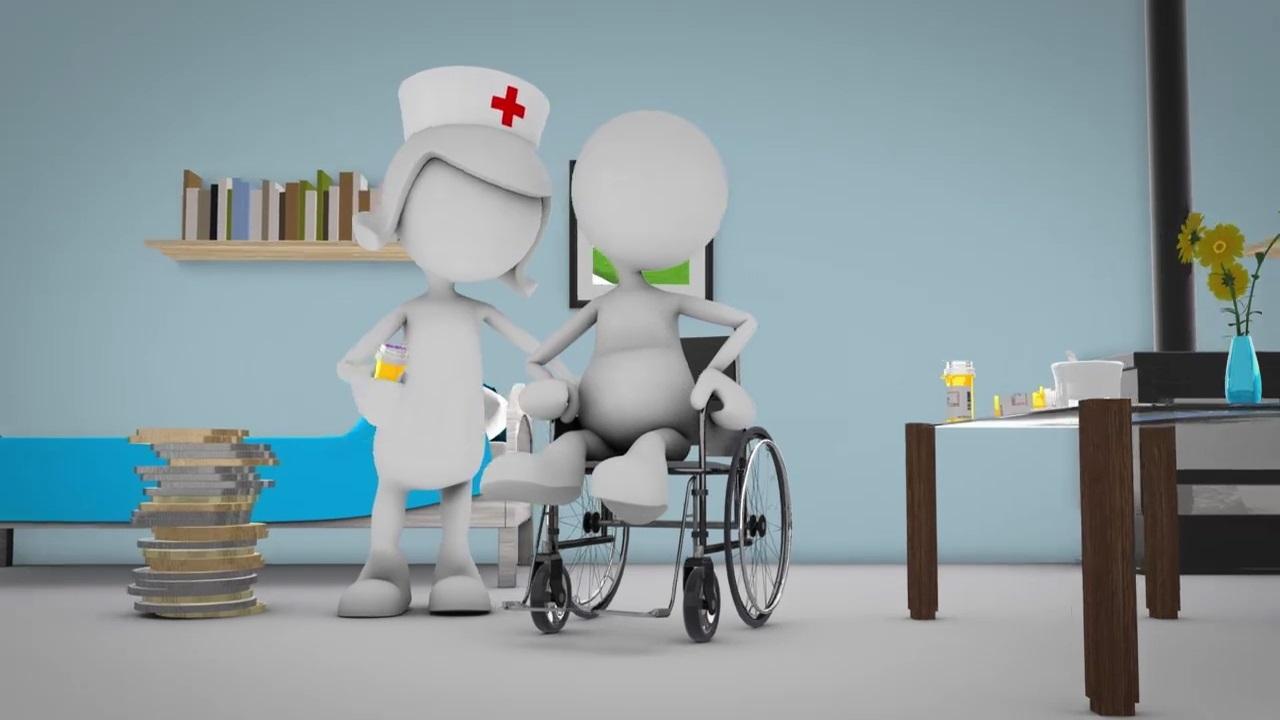 BU-Rente und Pflegezusatz Versicherung